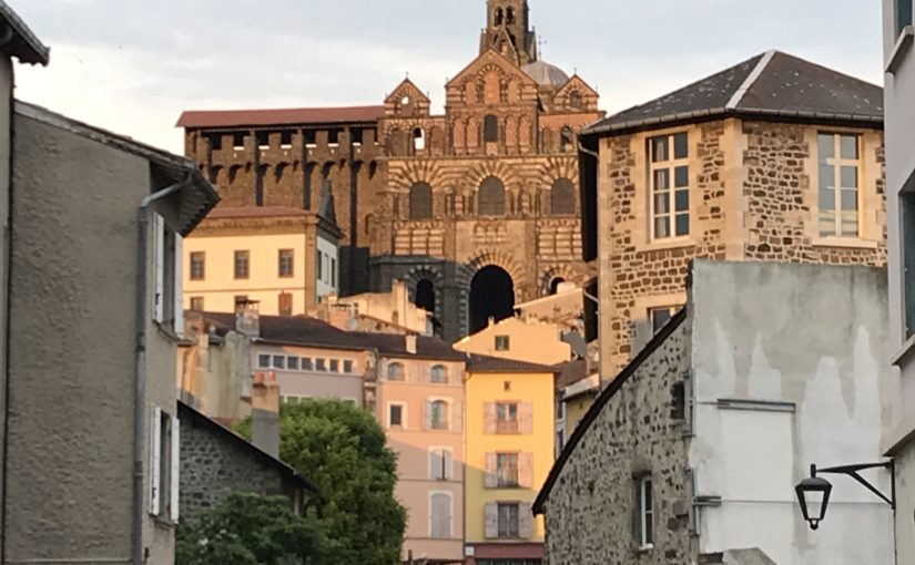 Lyon to Le Puy en Velay