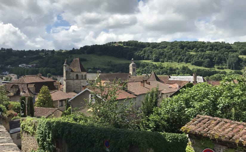 Thursday – Exploring Figeac