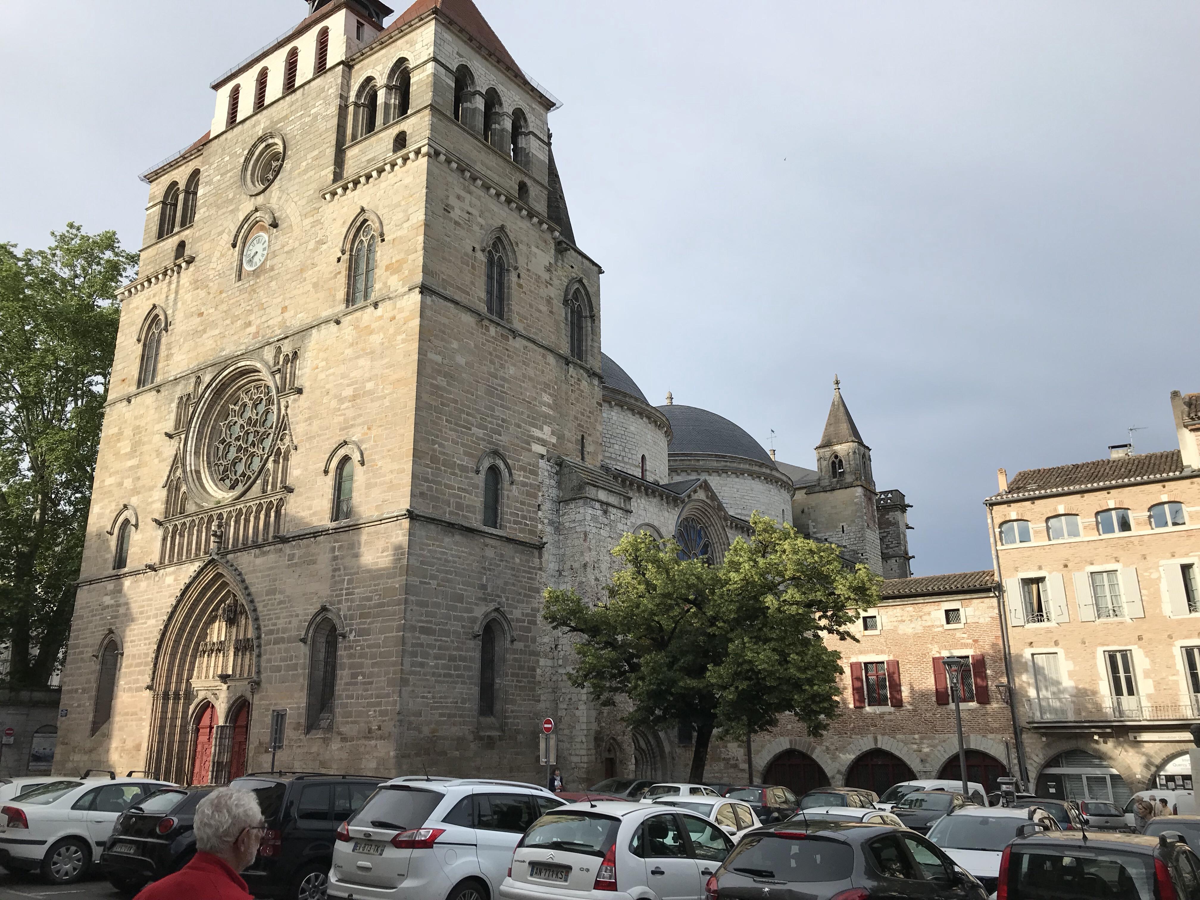 Cathédrale St. Étienne, Cahors, France